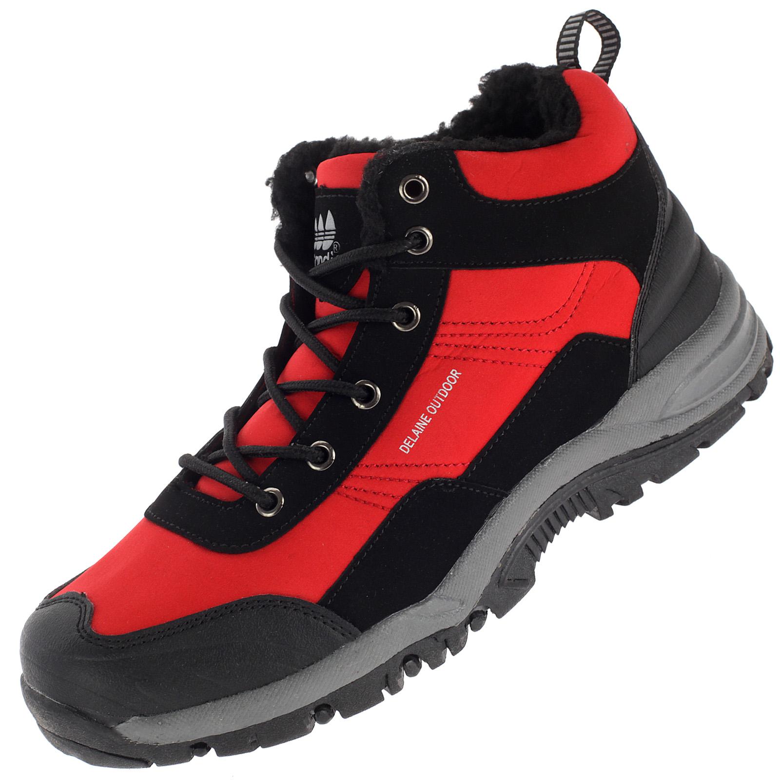 Herren Wanderschuhe Trekkingschuhe Stiefel Outdoorschuhe Boots SD9888