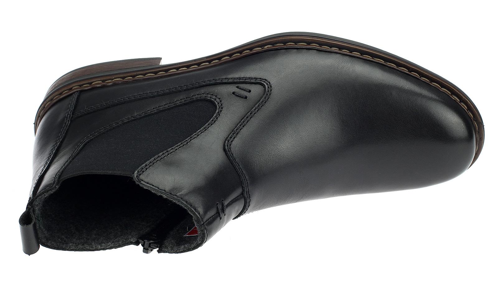 Rieker Herren Stiefel Boots Gefüttert