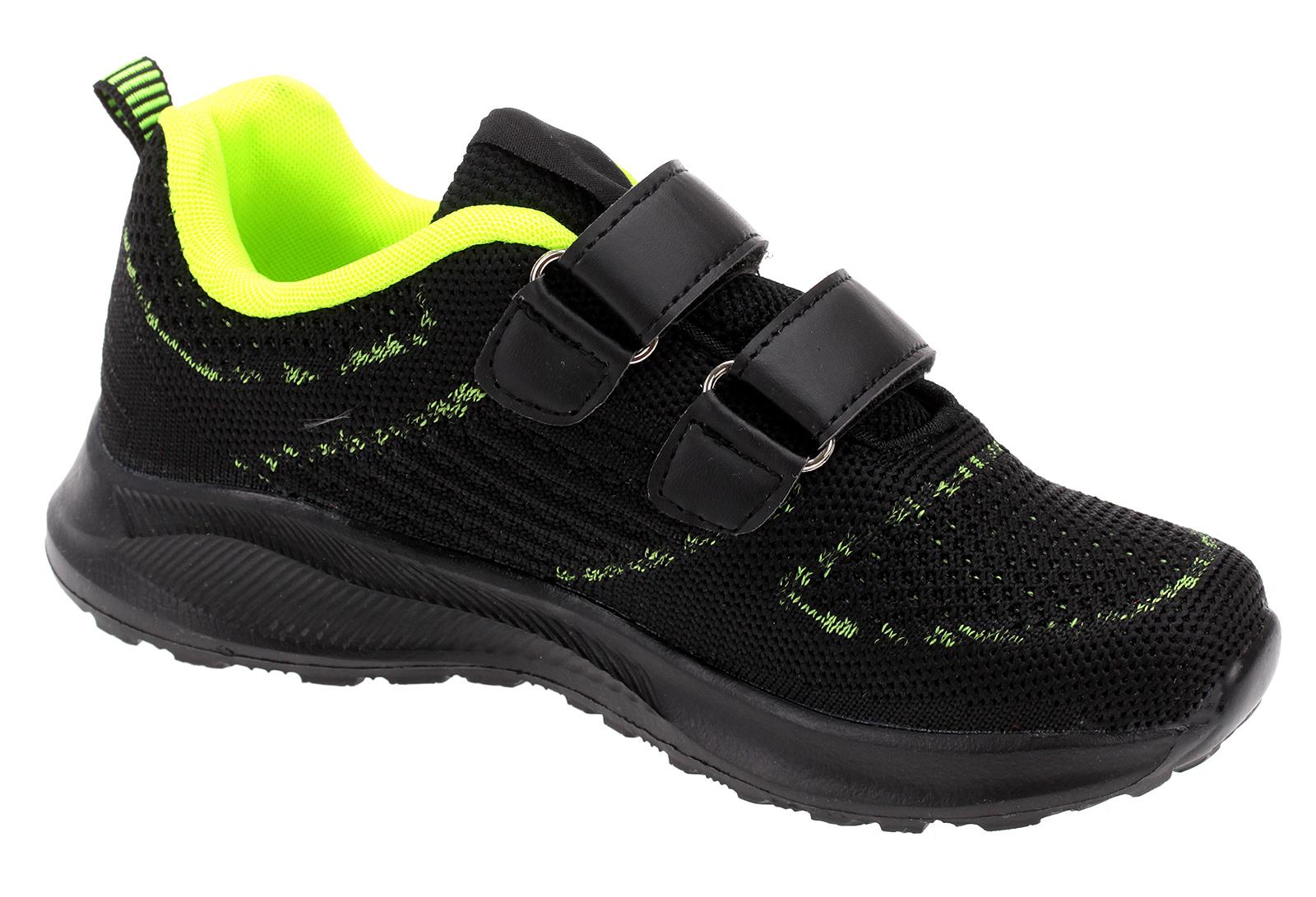 Kinder Sportschuhe Turnschuhe Sneaker Laufschuhe Klettverschluss