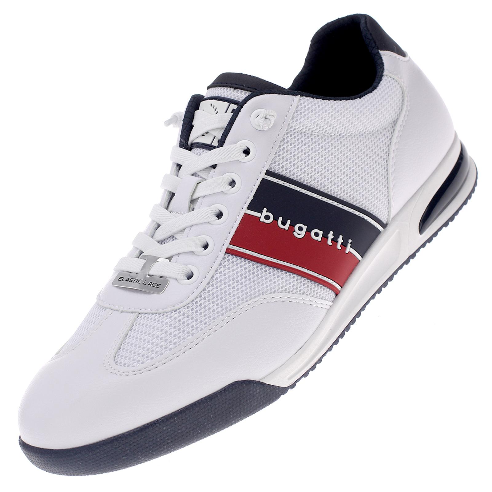 Bugatti Herren Sneaker Schuhe Slipper Halbschuhe Freizeitschuhe