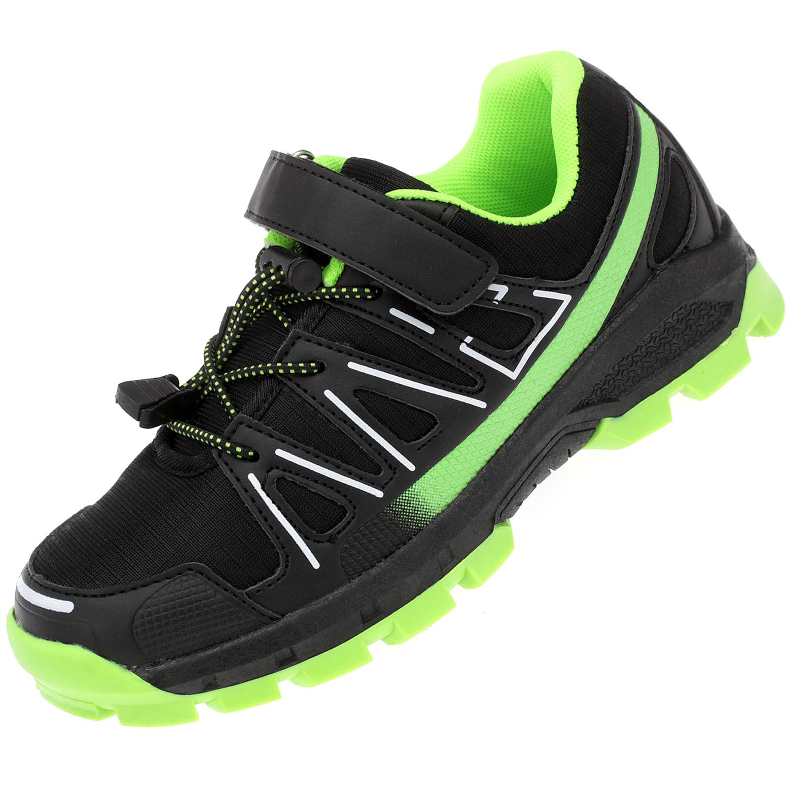 Kinder Sneaker Outdoor Trekkingschuhe Klettverschluss Sportschuhe Freizeit 8040