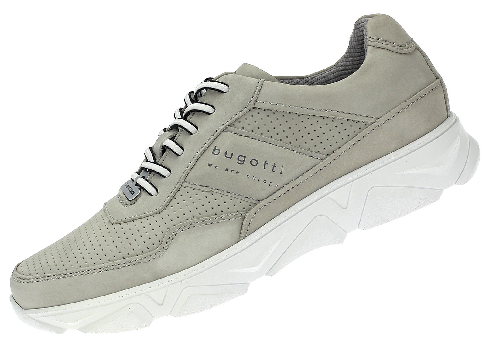 Bugatti Herrenschuhe Sneake Schnürschuhe