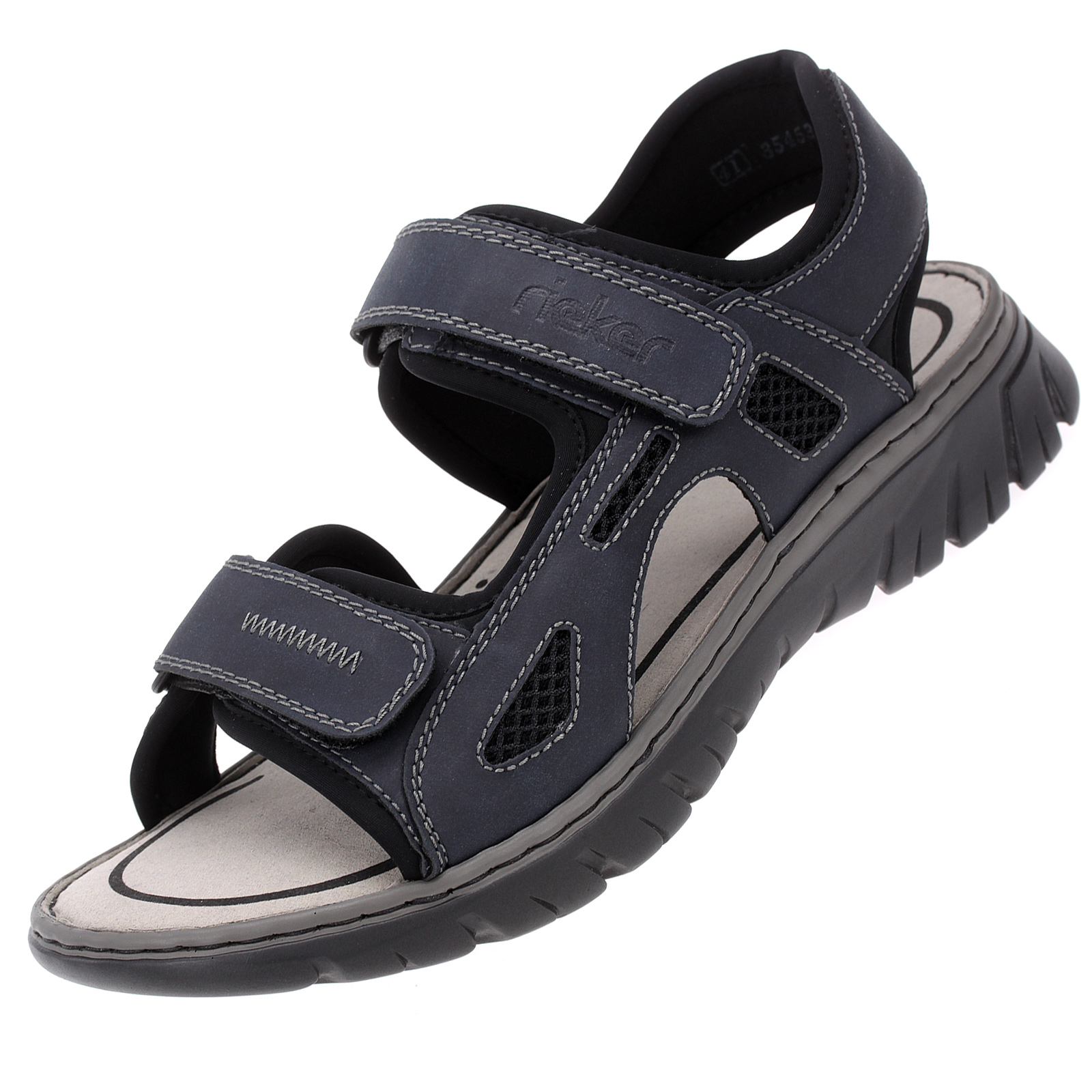 Rieker Herren Sandalen Trekking-Sandale Outdoor Sommerschuhe Schuhe 26761-14