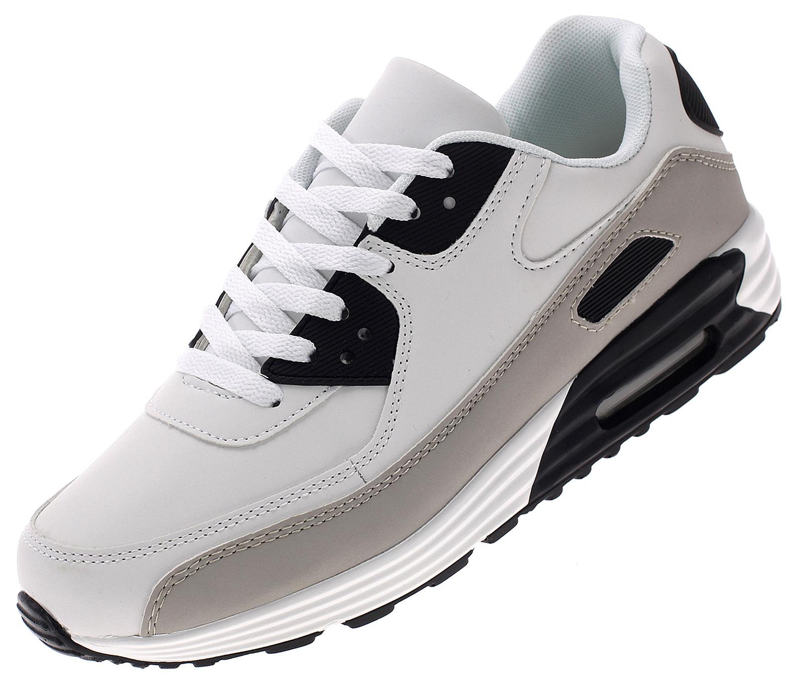 Damen Herren Sneaker Sportschuhe Turnschuhe Laufschuhe Freizeitschuhe